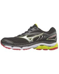 Mizuno - Wave Inspire 13 Men's Running Trainers In Black - Lyst