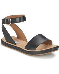 b6546d36cbc8cf Clarks Romantic Moon Women s Sandals In Gold in Metallic - Lyst