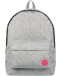 Roxy - Sugar Baby Heather Backpack - Heritage Women's Shoes (trainers) In Grey - Lyst