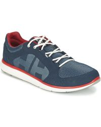 Helly Hansen - Ahiga V3 Hydropower Men's Outdoor Shoes In Blue - Lyst