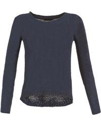 ONLY - Geena Women's Sweater In Blue - Lyst