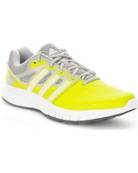4a3d3a1c0d4268 adidas - Galaxy Trainer Men s Shoes (trainers) In Green - Lyst