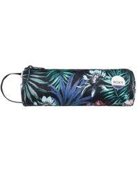 Roxy - Estuche Off The Wall Women's Cosmetic Bag In Multicolour - Lyst