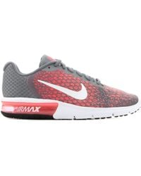 55e9445735 Nike Air Max Sequent 2 in Purple - Lyst