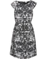 S.oliver - Natchez Women's Dress In Black - Lyst