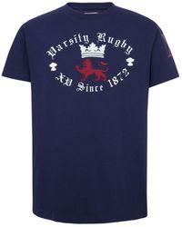 Ellis Rugby - Varsity Rugby T-shirt - Lyst