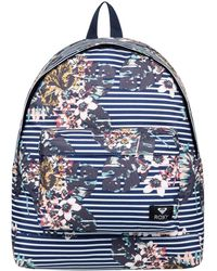 Roxy - Be Young 24l - Sac Women's Backpack In Blue - Lyst