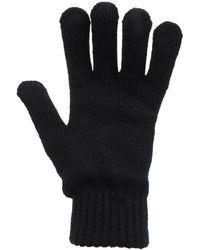 adidas - Essentials noir gloves - Lyst