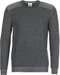 Oxbow - Pekan Men's Sweater In Black - Lyst
