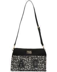 a0b868b897e AllSaints. Atelier Caesars - Small Speckled Bag Women's Shoulder Bag In  Black - Lyst