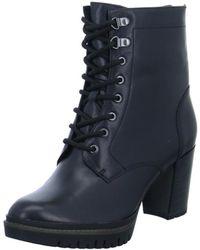 Tamaris - Fee Women's Low Ankle Boots In Black - Lyst