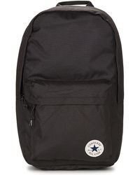 9030b75e419b Converse - Core Poly Backpack Men s Backpack In Black - Lyst