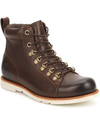 Timberland - Ek 2.0 Rugged Lace To Toe Chukka Men's Mid Boots In Brown - Lyst