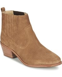 Dune - Quin Women's Mid Boots In Brown - Lyst