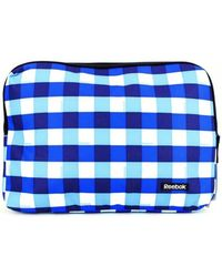 Reebok - Dch Chec Men's Cosmetic Bag In Blue - Lyst
