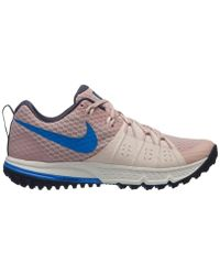 3f59236b4e057 Nike - Wmns Air Zoom Wildhorse 4 Women s Shoes (trainers) In Beige - Lyst