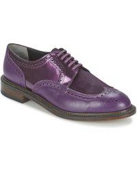 c7370199ffba Lyst - Chaussures à lacets Robert Clergerie femme à partir de 174 €