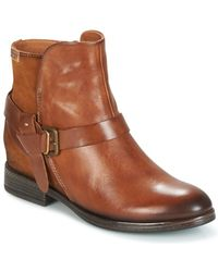 Pikolinos | Ordino W8m Women's Mid Boots In Brown | Lyst