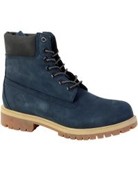 Chaussure Timberland 6 inch Premium Boot Outerspace Navy ALYH b8EKCznUh