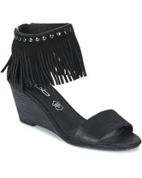 Les P'tites Bombes - Nadia Women's Sandals In Black - Lyst