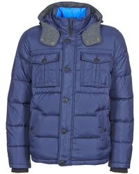 Tommy Hilfiger - New York Hdd Down Men's Jacket In Blue - Lyst