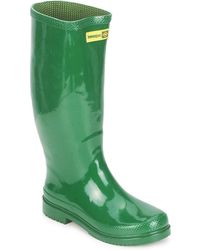 Havaianas - Classic Rain Boot Women's Wellington Boots In Green - Lyst