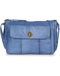 TOPMAN Cobalt Blue Oversized Cross Body Bag in Blue for Men - Lyst effb2727c312c