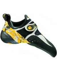 La Sportiva - Solution Women's Shoes (trainers) In Black - Lyst