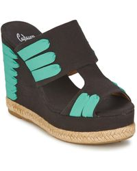 Castaner | Petra Women's Mules / Casual Shoes In Brown | Lyst