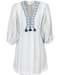 En Robe Lyst Multicolor Rene' Femmes Derhy Palace qtzfU