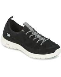 Caterpillar - Swain Women's Shoes (trainers) In Black - Lyst