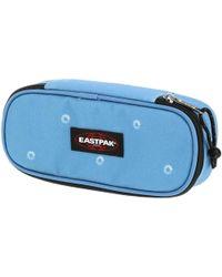 Eastpak - Oval blue wait hommes Trousse en bleu - Lyst