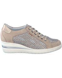 Mephisto - P5122205 Trainers Women Beige Women's Shoes (trainers) In Beige - Lyst