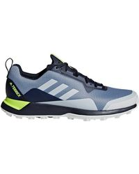 208b4a979 adidas - Terrex Cmtk Men s Running Trainers In Grey - Lyst