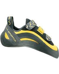 La Sportiva - Miura Vs Women's Shoes (trainers) In Black - Lyst