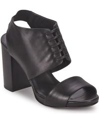 See By Chloé - Sb22105 Women's Sandals In Black - Lyst