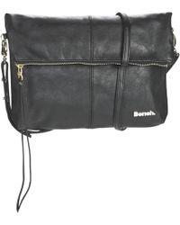 Bench - Leadup Women's Shoulder Bag In Black - Lyst