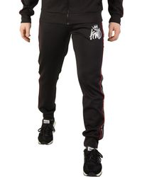 Kings Will Dream - Men's Roxberry Poly Tape Joggers, Black Men's Sportswear In Black - Lyst