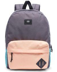 Vans - Mn Old Skool Ii Back Women s Backpack In Multicolour - Lyst d4fc68f045