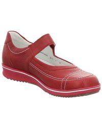 Waldläufer - Hexi Women's Shoes (pumps / Ballerinas) In Red - Lyst