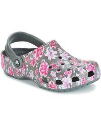 196c33da4f0c Crocs™ - Classic Graphic Ii Clog Women s Clogs (shoes) In Pink - Lyst