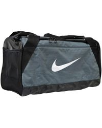 Nike - Brasilia Tr Duffel Bag S Men's Sports Bag In Grey - Lyst