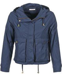 Esprit - Grala Women's Jacket In Blue - Lyst