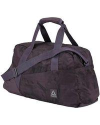 Reebok - W Found Grip Graphic Men's Bag In Black - Lyst