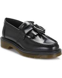 69928a0587cd3 Comme des Garçons Black Dr. Martens Adrian Shoe in Black for Men - Lyst