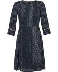 Marc O'polo - Cerfo Women's Dress In Blue - Lyst