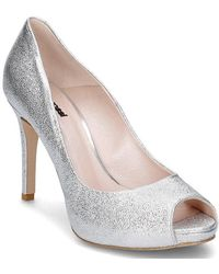 Gino Rossi - Olivia Women's Court Shoes In Silver - Lyst