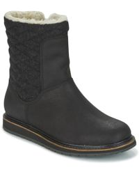 Helly Hansen - Seraphina Women's Snow Boots In Black - Lyst