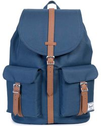 Navy   Tan Dawson Backpack Women s Backpack In 411f0d8afb109