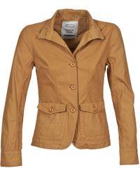Oxbow - Vidine Women's Jacket In Brown - Lyst